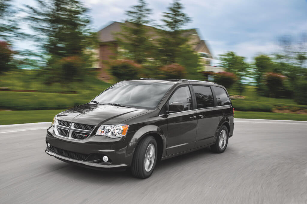 2019 Dodge Grand Caravan, provided by The Car Connection